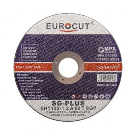 Super Thin Cutting Disc125X1.2mm