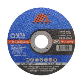 Super Thin Cutting Disc115X1.2mm